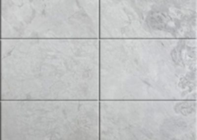 Fondo de cerámica imitación mármol blanco glaciar